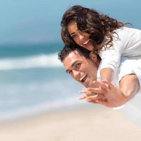 Het verdiepen en verankeren van de relatie voor verliefde stellen.