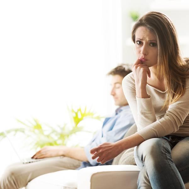 Jij wilt verder met de relatie en je partner twijfelt daarover