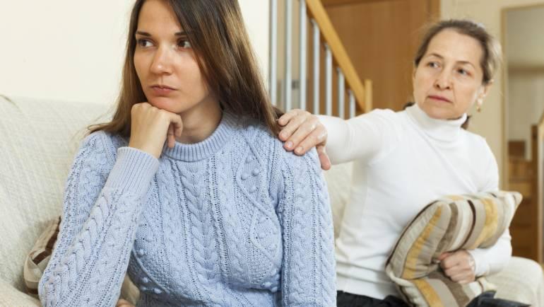 Je wilt een aantal belangrijke dingen uitpraten met jouw moeder
